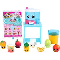 Shopkins Chef Club Juicy Smoothie Collection  Limited Season