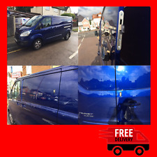 Ford Transit Custom 2012> Rear Van Security Deadlock Kit With Hook Locks