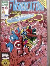 I VENDICATORI n°2 1994 ed. Marvel Italia  [SP11]