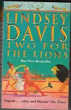 LINDSEY DAVIS - two for the lions