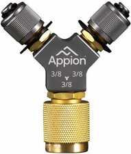 Appion SPDY38 - MegaFlow Speed-Y, (2) 3/8in MFL to 3/8in FL