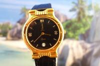 Dazzling...Collectible, Elegant,Classy, GAUTIER Men's/Ladies Quartz Dress Watch