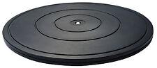 Drehteller für TV | schwarz | max. 50 kg Drehplatte TV Drehscheibe 360°