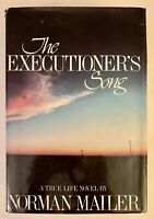 The Executioner's Song Norman Mailer First Edition Classic Gary Gilmore 1979