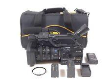 Sony HVR-Z7U MiniDV Camcorder HVRZ7U HVR-Z7 U 23 x 10 HVR-MRC1