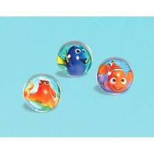 Disney Pixar Finding Dory 6 x Bouncy Balls Children's Birthday Party Loot Favor