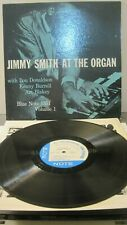 THE INCREDIBLE JIMMY SMITH- JIMMY SMITH AT THE ORGAN VOLUME 1 BLUE NOTE 1551 RVG