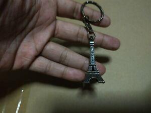 Keychain Eiffel tower Paris france