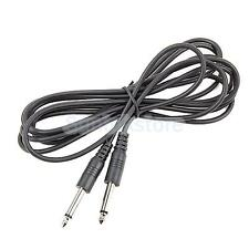 10' Electric Patch Cord Guitar Amp Amplifier Cable 3m