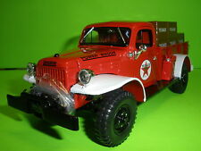 TEXACO 1946 DODGE POWER WAGON PICKUP TRUCK REGULAR EDITION - 2011 #28 in Series