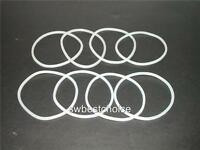 8 Replacement Gasket/Seal for Original Magic Bullet Blender Cross&Flat Blade,NEW