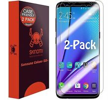 Skinomi (2-Pack) Screen Protectors (CASE FRIENDLY) For Samsung Galaxy S8+ (Plus)