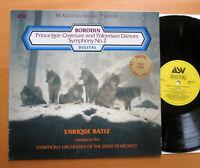 ABM 761 Borodin Prince Igor Polovtsian Dances Symphony no. 2 Enrique Batiz ASV