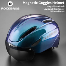 RockBros Cycling Helmet Unisex Mountain Road Bike Bicycle Helmet With Goggles