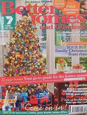 Better Homes And Gardens Magazine Christmas 2015 20% Bulk Magazine Discount