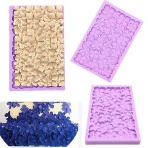 Flower Lace Silicone Fondant Mould Cake Decoating Border Baking Mold Sugarcraft