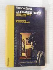 LA GRANDE PAURA 50 sicli d argento e altri racconti Franco Enna A Tedeschi 1977