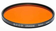 Kood Orange Filter Made in Japan 82mm