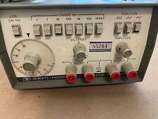 Hewlett Packard 3311a Function Generator