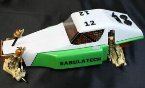 Original Mold Funco 2 Seat for Tamiya Grasshopper Frog Hornet Fox w/ Mask
