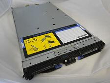 IBM 7870 AC1 HS22 Server Blade w/ motherboard 2 x Heatsinks P/N 68Y8186 68y8000