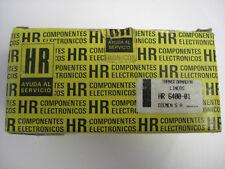 Diemen filas transformador HR 6400 nuevo + embalaje original