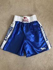 Lonsdale Satin Boxing Shorts - Large