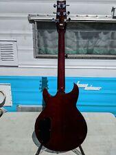 Ibanez ARX320 Quilt Top...Set Neck