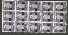 Turkey Hatay Syria SC 3 Block of 15 MNH (2cxf)