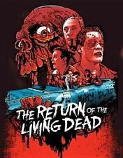 883904250838 Return of The Living Dead With CLU Gulager Blu-ray Region 1