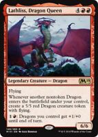 Lathliss, Dragon Queen x1 Magic the Gathering 1x Magic 2019 mtg card