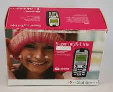 Handy T-Mobile Sagem myX-1 trio