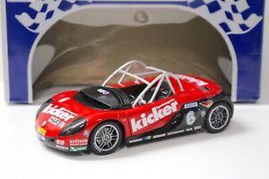 1:18 Anson Renault Sport Spider KICKER red/ black #6