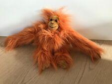 The Farmers Brand Orang utan plush toy NWT
