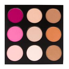 COASTAL SCENTS face palette - SLEEK SILHOUETTE - blush contour highlight P040