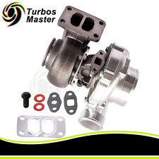 T70 .70 A/R 0.82A/R T3 V Band Flange Oil Cooled Universal turbocharger 600+HP TM
