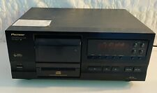 New listing Pioneer Pd-F407 File Type 25 Compact Disc Cd Changer Player 1 Bit Dlc Stereo