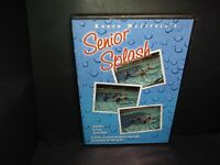 Senior Splash Karen Westfall's DVD Aerobics,Toning,Stretching B272