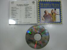 THE MAMAS & THE PAPAS CD SPANISH AND MAMA CASS...COMPLETE 1992