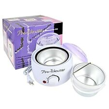 Wax Warmer Waxing Hair Removal kit Hot Professional home heater machine device