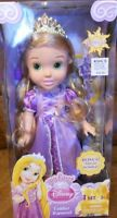 "Disney Princess My First Toddler Rapunzel 13"" Doll NEW"