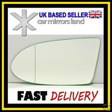 Left Passenger  Wing Mirror Glass BLIND SPOT  Vauxhall Zafira A 1999-2005