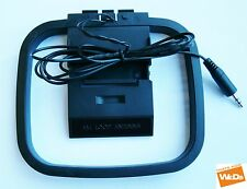 New AM LOOP ANTENNA BRAND NEW MW LW Aerial Loop JACK CONNECTION DUAL TRACK