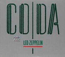 Led Zeppelin - Coda (Deluxe Edition) (3-Audio CD - July 31, 2015) NEW Sealed