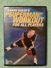 """Championship Productions Ganon Baker's """"Superman"""" Workout for All Players Dvd"""