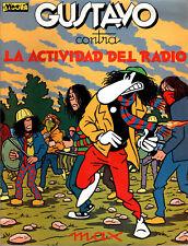 MAX: GUSTAVO contra la actividad del radio (1981)