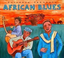 NEW African Blues (Audio CD)