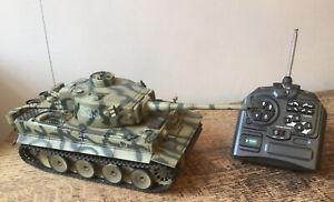 VS Tank Pro 1:24 RC Remote Control BB Firing German Tiger I Tank Fully Working