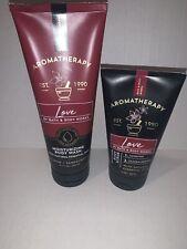 Bath & Body Works Aromatherapy Love Jasmine + Sandalwood Body Wash & Scrub
