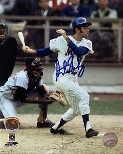 Art Shamsky New York Mets Autographed 8x10 Pose 1